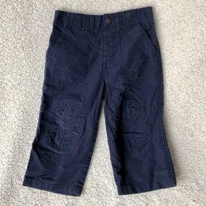 18m Blue Khaki Pants